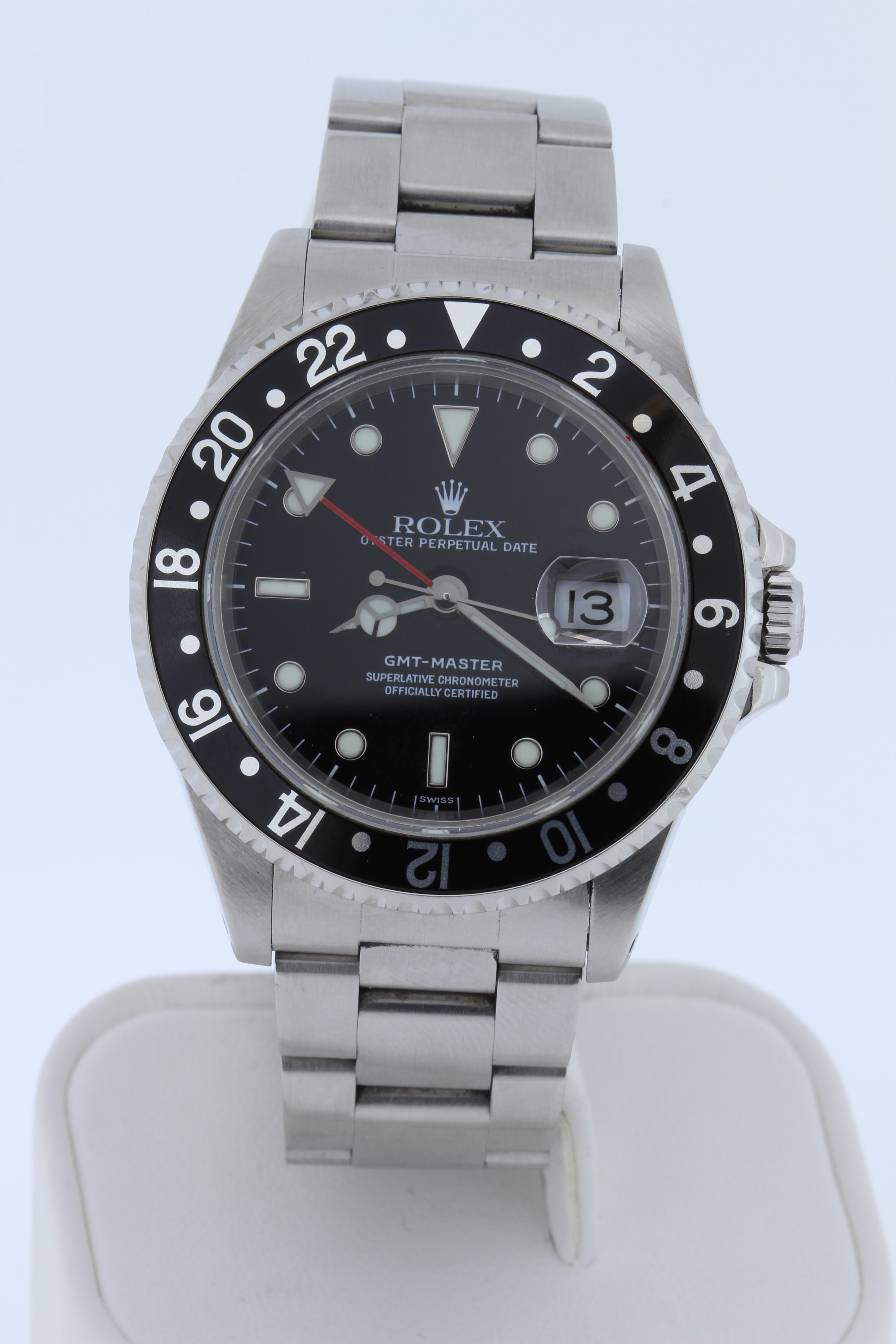 GMT, Box & Papers, Year 2000